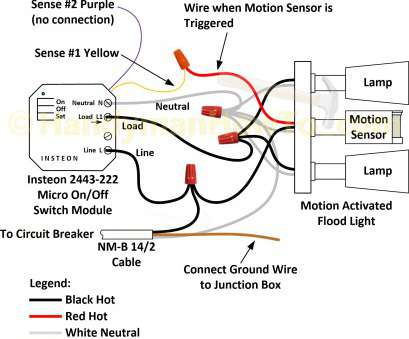 how to wire a motion light switch Wiring Diagram Motion Sensor Light Switch, Mapiraj How To Wire A Motion Light Switch Creative Wiring Diagram Motion Sensor Light Switch, Mapiraj Galleries