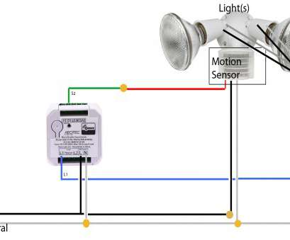 How To Wire A Motion Sensor Light Switch Top Outdoor Motion ... Bosch Motion Sensor Wiring Diagram on