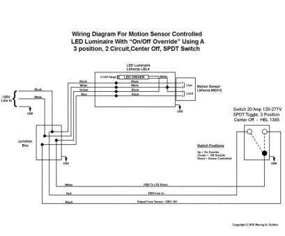 Motion Light Switch Wiring Diagram - Wiring Diagrams on