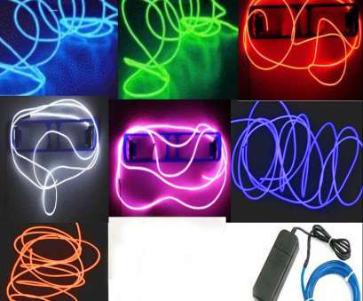 how to wire a neon light 1m 2m 3m 5m flexible, neon light glow el wire rope tube cable rh aliexpress, Neon EL Wire Light Neon Wire Light, Bikes How To Wire A Neon Light Fantastic 1M 2M 3M 5M Flexible, Neon Light Glow El Wire Rope Tube Cable Rh Aliexpress, Neon EL Wire Light Neon Wire Light, Bikes Images