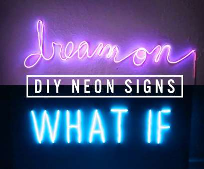 how to wire a neon light DIY NEON SIGN DECOR,, SORRY GIRLS How To Wire A Neon Light Practical DIY NEON SIGN DECOR,, SORRY GIRLS Pictures