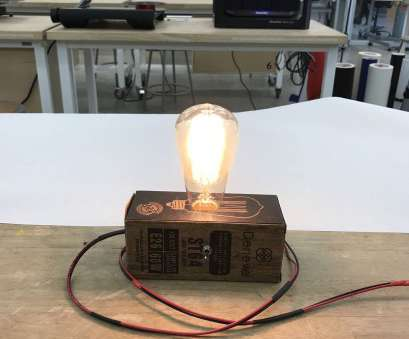 how to wire a night light lamp DIY College Night Light: 6 Steps (with Pictures) How To Wire A Night Light Lamp Top DIY College Night Light: 6 Steps (With Pictures) Ideas