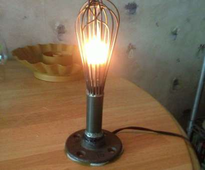 how to wire a night light lamp Night light made from, old wire whip, a pole bracket a candle light with How To Wire A Night Light Lamp Nice Night Light Made From, Old Wire Whip, A Pole Bracket A Candle Light With Ideas