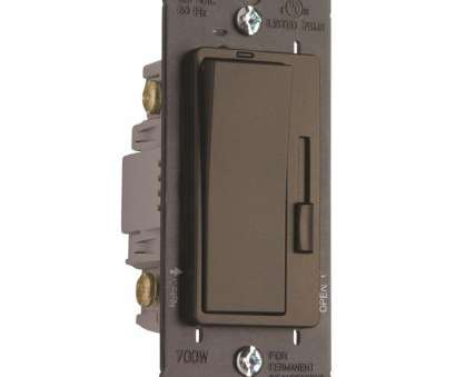 how to wire a pass & seymour 3 way switch Pass & Seymour/Legrand Harmony 15/20-amp 3-way Bronze Compatible How To Wire A Pass & Seymour 3, Switch Creative Pass & Seymour/Legrand Harmony 15/20-Amp 3-Way Bronze Compatible Photos