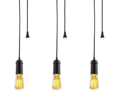 how to wire a pendant light socket Globe Electric 1-Light Black Vintage Plug-In Hanging Pendant with Black Woven Cord, Black Socket (Pack of 3) How To Wire A Pendant Light Socket Most Globe Electric 1-Light Black Vintage Plug-In Hanging Pendant With Black Woven Cord, Black Socket (Pack Of 3) Ideas