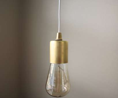 how to wire a pendant light socket Gold Industrial Plug In Pendant Light Bare Bulb socket Brass Edison Pertaining to Pendant Light Bulb How To Wire A Pendant Light Socket Professional Gold Industrial Plug In Pendant Light Bare Bulb Socket Brass Edison Pertaining To Pendant Light Bulb Pictures