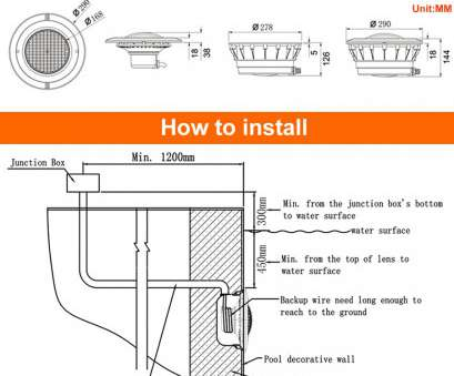 how to wire a pool light Par56 Housing, Pool Light Swimming WaterproofPC Material, Liner Pool Concrete Swimming Pool Lamp Niche With, Meter Wire-in, Underwater Lights How To Wire A Pool Light Most Par56 Housing, Pool Light Swimming WaterproofPC Material, Liner Pool Concrete Swimming Pool Lamp Niche With, Meter Wire-In, Underwater Lights Galleries