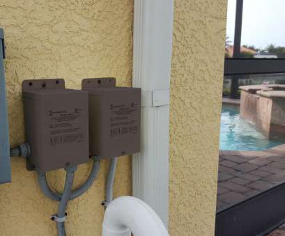 how to wire a pool light transformer Intermatic PX100S Pool Light 100-Watt Safety Transformer, Stainless Steel, Brown How To Wire A Pool Light Transformer Nice Intermatic PX100S Pool Light 100-Watt Safety Transformer, Stainless Steel, Brown Pictures
