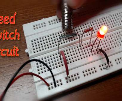 how to wire a reed switch How to make a