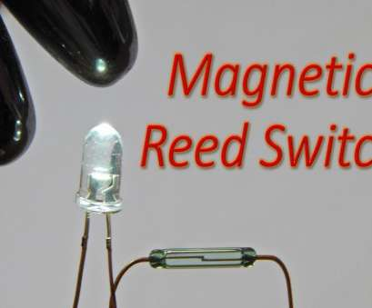 how to wire a reed switch Simple Reed Switch (Magnetic Switch) Circuit to Glow a White,, YouTube How To Wire A Reed Switch Most Simple Reed Switch (Magnetic Switch) Circuit To Glow A White,, YouTube Photos