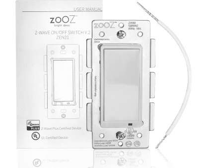 how to wire a regular light switch ... Zooz Z-Wave Plus On /, Light Switch ZEN21, 2.0 Accessories View How To Wire A Regular Light Switch Creative ... Zooz Z-Wave Plus On /, Light Switch ZEN21, 2.0 Accessories View Ideas