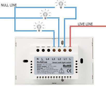 how to wire a smart light switch Smart Wall light Switch, Broadlink 220V 3 Gang Touch Panel Wi-fi Enabled Light Control Switch Glass Crystal, White, Amazon.com How To Wire A Smart Light Switch Best Smart Wall Light Switch, Broadlink 220V 3 Gang Touch Panel Wi-Fi Enabled Light Control Switch Glass Crystal, White, Amazon.Com Galleries