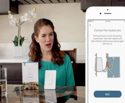 how to wire a smart light switch TP-LINK® 's HS200 Smart WiFi Light Switch Setup Tutorial How To Wire A Smart Light Switch Simple TP-LINK® 'S HS200 Smart WiFi Light Switch Setup Tutorial Collections