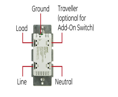 how to wire a smart light switch Wiring Diagram, GE Zigbee Smart Wall Switch How To Wire A Smart Light Switch Practical Wiring Diagram, GE Zigbee Smart Wall Switch Ideas