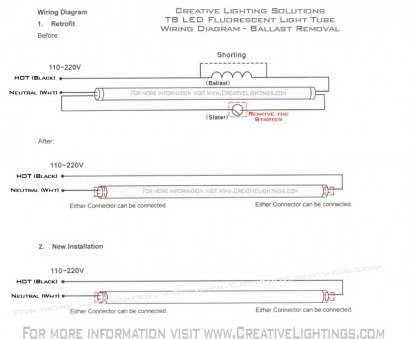 how to wire a strip light diagram PLEASE REFERRENCE, T8, WIRING DIAGRAM, BALLAST REMOVAL, WIRING OF, T8, FLUORESCENT TUBE! How To Wire A Strip Light Diagram Top PLEASE REFERRENCE, T8, WIRING DIAGRAM, BALLAST REMOVAL, WIRING OF, T8, FLUORESCENT TUBE! Galleries