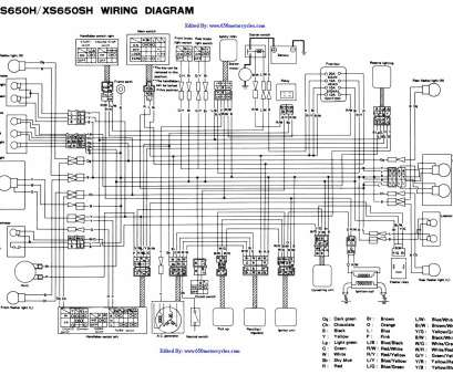 how to wire a jog switch 1981 XS650 stock wiring diagram (edited by 650motorcycles.com) How To Wire A, Switch Fantastic 1981 XS650 Stock Wiring Diagram (Edited By 650Motorcycles.Com) Photos