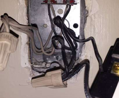 how to wire a switch ground The, has no visible ground wires., I safely ground, dimmer to a, screw or leave, dimmer ground wire disconnected? switch box 17 Fantastic How To Wire A Switch Ground Photos