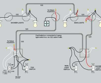 How To Wire A Switch Video Simple Video On, To Wire A Three, Switch Outlet Combo Wiring At Switched Diagram Ideas