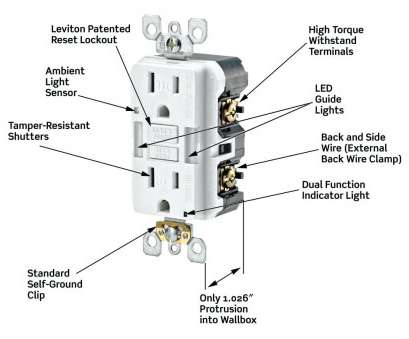8 Nice How To Wire A Three, Combination Switch Images - Tone ... Leviton Combination Switch Wiring Diagram on