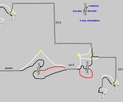 how to wire a three way light switch with multiple lights ..., Light Switch Wiring Diagram Multiple Lights Three, Brilliant How To Wire A Three, Light Switch With Multiple Lights Top ..., Light Switch Wiring Diagram Multiple Lights Three, Brilliant Collections