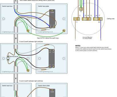 how to wire a three, light switch with multiple lights most multi light  switch,