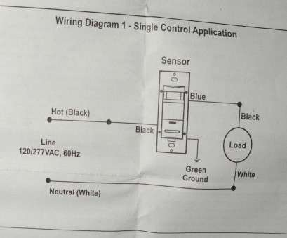 how to wire a three way motion switch 3, motion sensor switch wiring diagram luxury fantastic leviton motion sensor light wiring three wire How To Wire A Three, Motion Switch Nice 3, Motion Sensor Switch Wiring Diagram Luxury Fantastic Leviton Motion Sensor Light Wiring Three Wire Images