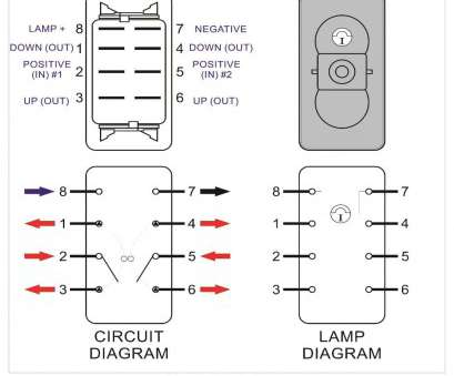 how to wire a three, paddle switch most momentary rocker switch wiring  diagram images