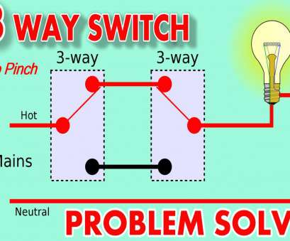 How To Wire A Three, Switch To A Single Light Creative ... Light Valid 3, Switch Single Pole Wiring Diagram Unique 3, Switch Only Works When, Switch Photos