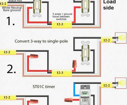 How To Wire A Three, Switch To A Single Light Simple Three, Switch Wiring Diagrams, Light Gooddy, And Diagram Pictures