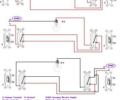 how to wire a three way switch and two lights 2, Switch Wiring Diagram Light Best Of, Lighting Circuit Throughout, Lights How To Wire A Three, Switch, Two Lights Creative 2, Switch Wiring Diagram Light Best Of, Lighting Circuit Throughout, Lights Photos