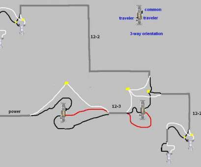 how to wire a three way switch and two lights Wiring, Lights To, Switch Diagram Best Of Three, For 3 Multiple How To Wire A Three, Switch, Two Lights Cleaver Wiring, Lights To, Switch Diagram Best Of Three, For 3 Multiple Photos