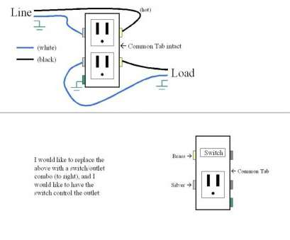 how to wire a three-way switch receptacle leviton outlet wiring diagram switch  receptacle dimmer