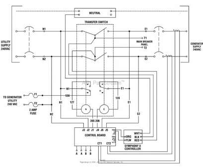 how to wire a transfer switch for a portable generator Portable Generator Transfer Switch Wiring Diagram, Manual Generac How To Wire A Transfer Switch, A Portable Generator Nice Portable Generator Transfer Switch Wiring Diagram, Manual Generac Galleries