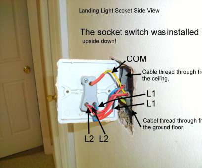 how to wire a triple light switch uk www.ultimatehandyman.co.uk, View topic, Gang 2, Switch 15 Simple How To Wire A Triple Light Switch Uk Ideas