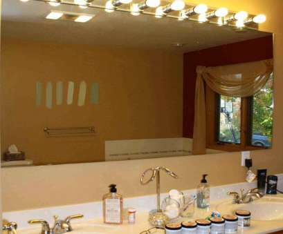 How To Wire A Vanity Light In, Bathroom New Phenomenal Inspiration Replacing Bathroom Light Fixture, Vanity Lighting Installing How Photos