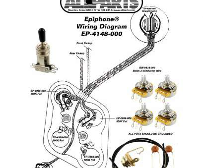 how to wire a varitone switch Epiphone Wiring Kit, Allparts.com How To Wire A Varitone Switch Best Epiphone Wiring Kit, Allparts.Com Photos
