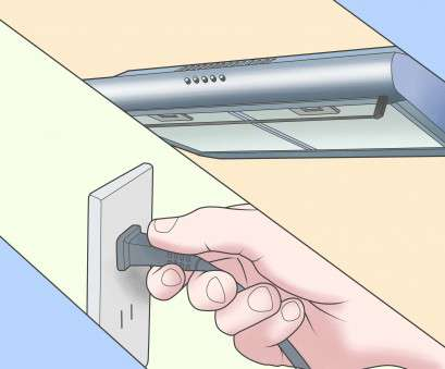 how to wire a vent light How to Install a Range Hood: 14 Steps (with Pictures), wikiHow How To Wire A Vent Light Brilliant How To Install A Range Hood: 14 Steps (With Pictures), WikiHow Pictures