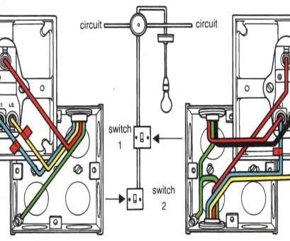 11 Perfect How To Wire A, Way Double Light Switch Uk Collections