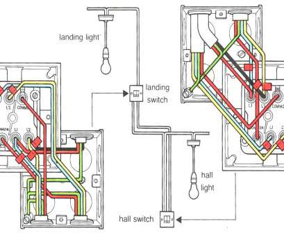 How To Wire A, Way Switch, A Light Popular How To Wire, Switches, Light, Switch Connection Diagram At Wiring Solutions