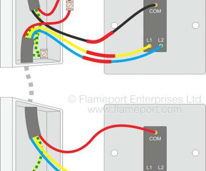 How To Wire A, Way Switch, A Light Fantastic Two, Light Switch Connection Stuning Wiring Diagram, Afif Solutions