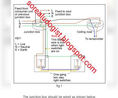 How To Wire A, Way Switch, A Light Brilliant Two, Light Switching 3 Wire System, Harmonised Cable Within Rh Autoctono Me At Two Photos