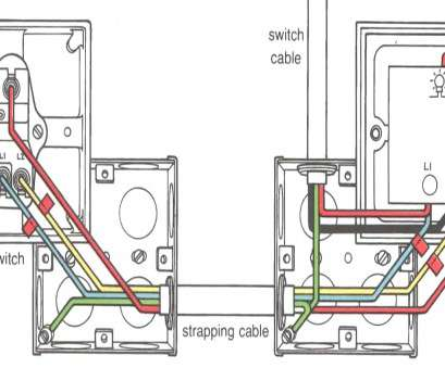 How To Wire A, Way Switch, A Light Professional Wiring Diagram 2, Light Switch Ansis Me Best Of Double Outlet Fine Two Galleries