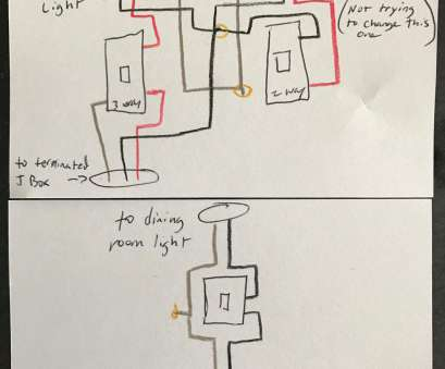 how to wire a two way switch into a three way switch electrical, Combine, independent switches into 3-way?, Home How To Wire A, Way Switch Into A Three, Switch Professional Electrical, Combine, Independent Switches Into 3-Way?, Home Images