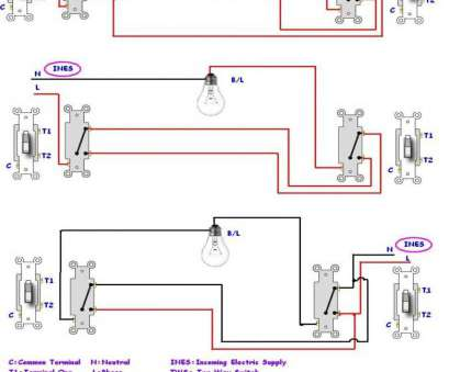how to wire for a two way switch ..., To Wire, Switches, Light 3, Switch Wiring Diagram How To Wire, A, Way Switch New ..., To Wire, Switches, Light 3, Switch Wiring Diagram Galleries