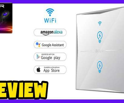 how to wire a wifi light switch uk Kesen Wi-Fi Light Switch (220v), REVIEW &, to INSTALL + SETUP How To Wire A Wifi Light Switch Uk Practical Kesen Wi-Fi Light Switch (220V), REVIEW &, To INSTALL + SETUP Galleries
