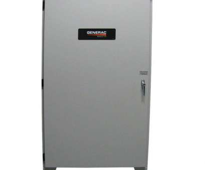 how to wire an automatic transfer switch for a generator Generac 277/480-Volt 600-Amp Indoor, Outdoor Automatic Transfer Switch How To Wire An Automatic Transfer Switch, A Generator Creative Generac 277/480-Volt 600-Amp Indoor, Outdoor Automatic Transfer Switch Galleries