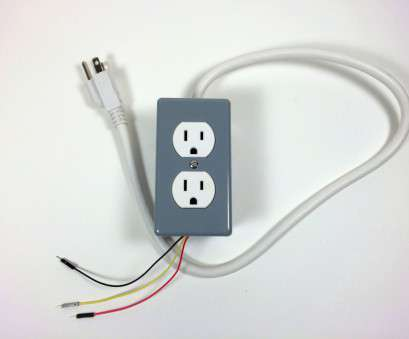 how to wire an electrical outlet Build an Arduino Controlled Power Outlet -, Completed Electrical Outlet, Top View How To Wire An Electrical Outlet New Build An Arduino Controlled Power Outlet -, Completed Electrical Outlet, Top View Photos