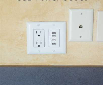 how to wire an electrical outlet in series video Installing a, power outlet wall charger. With video instructions How To Wire An Electrical Outlet In Series Video Most Installing A, Power Outlet Wall Charger. With Video Instructions Images