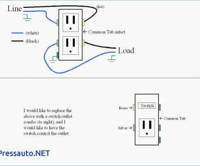 how to wire an electrical outlet to a switch Outlet, Switch Wiring Diagram, wellread.me How To Wire An Electrical Outlet To A Switch Top Outlet, Switch Wiring Diagram, Wellread.Me Galleries