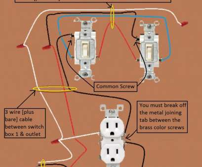 how to wire an electrical outlet with 3 wires 2011, Power Outlet 3, Half Switched Electrical Wiring Done Right How To Wire An Electrical Outlet With 3 Wires Fantastic 2011, Power Outlet 3, Half Switched Electrical Wiring Done Right Collections